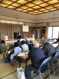 2月17日(土)田川東尚寿会での健康セミナー