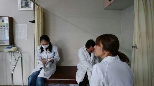 11月21日 アレルギー剤とシップ薬の貼り方説明 No.1